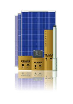 Kit Solar de Bombeo Ecosolar