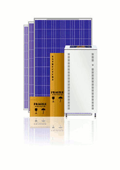 Kit Solar Térmico Ecosolar