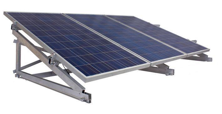 Como dimensionar una instalación fotovoltaica autonoma aislada ejemplo paneles