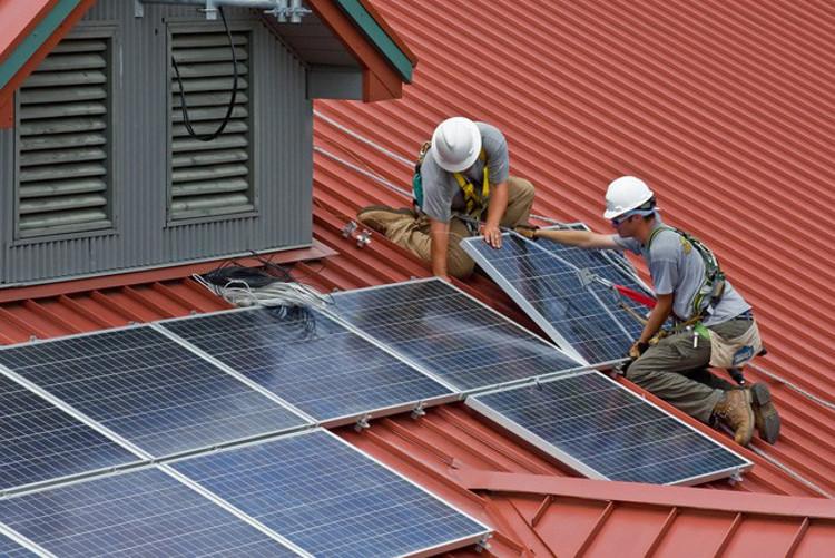 Madrid reducirá el IBI por aprovechamiento de la energía solar