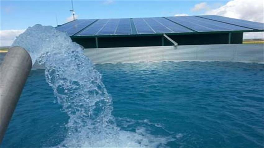 El uso de energía solar fotovoltaica en regadío reduciría el coste del agua