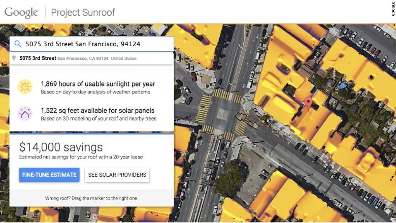 Proyecto techo solar de Google se expande a 42 estados y millones más de tejados