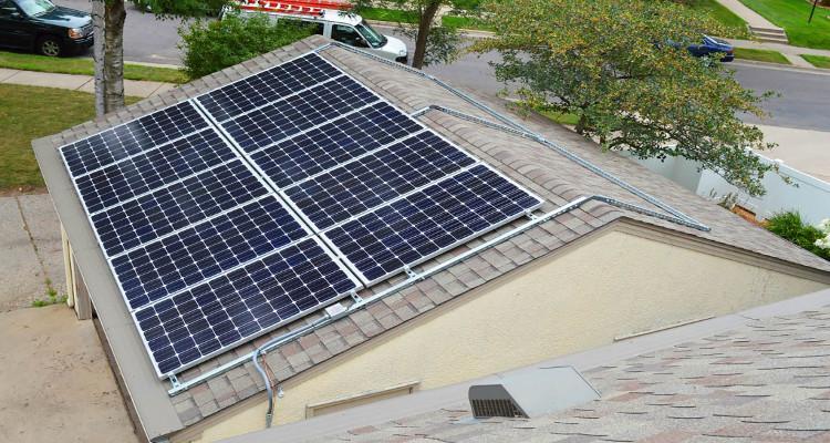 Tecnologías solares innovadoras sobre azoteas