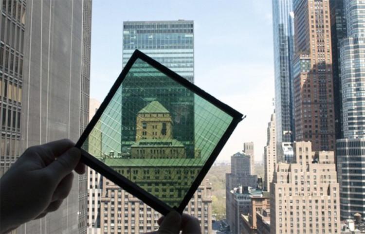 Innovadoras ventanas solares que producen 50 veces más energía fotovoltaica
